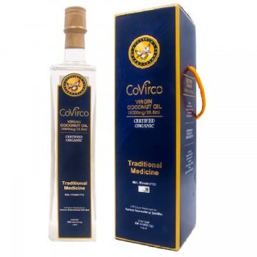 CoVirco Virgin Coconut Oil 500ml